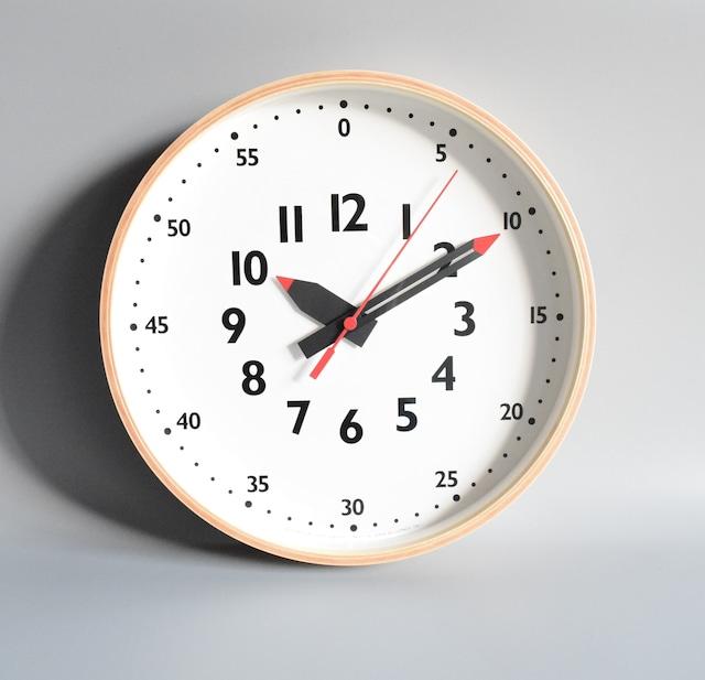 ふんぷんくろっく Sサイズ fun pun clock