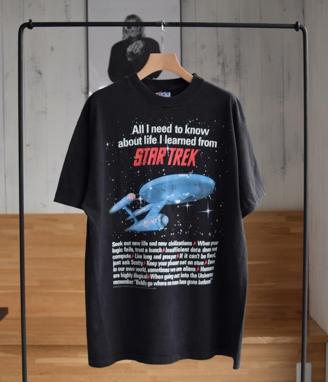 VINTAGE 90s MOVIE T-shirt -STAR TREK-