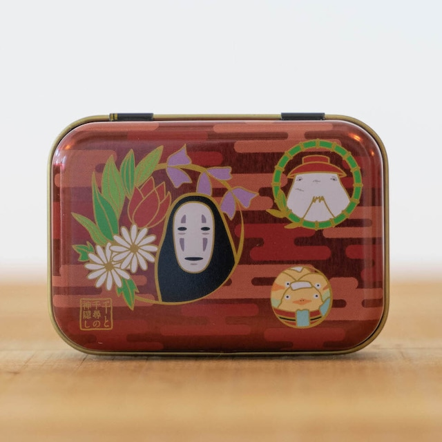 千と千尋の神隠し ジブリ缶(カオナシ/5624)