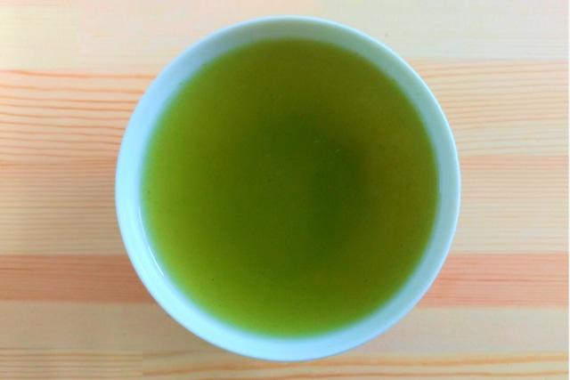 【リーフ】 郷里の華<棒茶> 奥みどり -冠せ茶-(100g)
