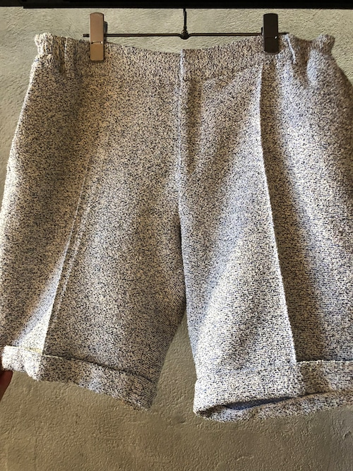 SOULLAND RELAXED SUIT SHORTS