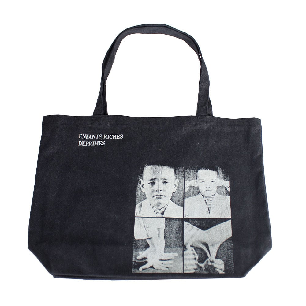 ENFANTS RICHES DEPRIMES Record Tote Bag ( idea by Sosu exclusive)