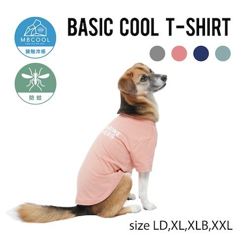 BASIC COOL T-SHIRT(LD,XL,XLB,XXL) ベーシッククールTシャツ