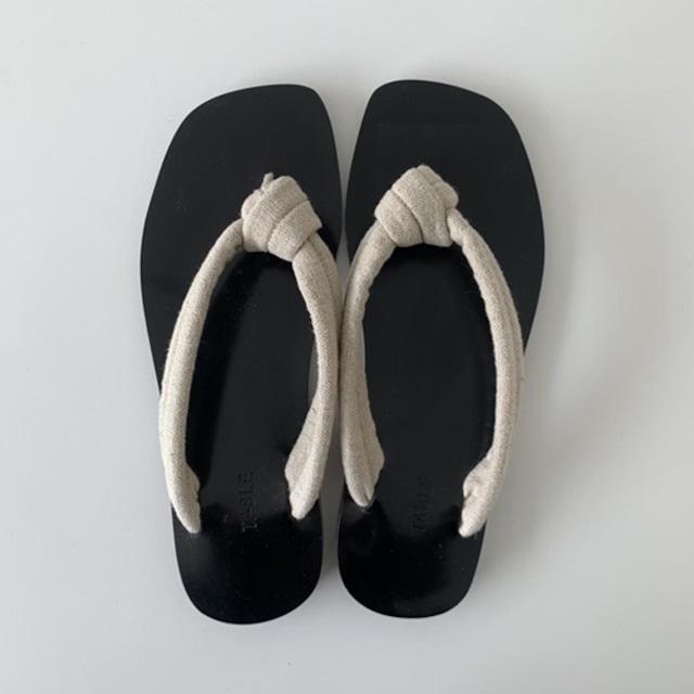 Like geta sandals(ライクゲタサンダル)b-255