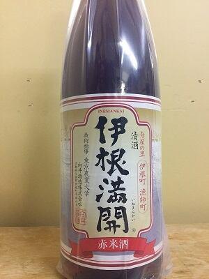 京の春 伊根満開 古代米仕込み 720ml