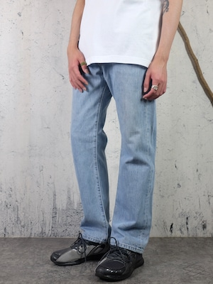 Levi's 501 straight denim pants