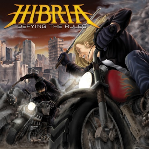 """HIBRIA """"Defying The Rules"""""""