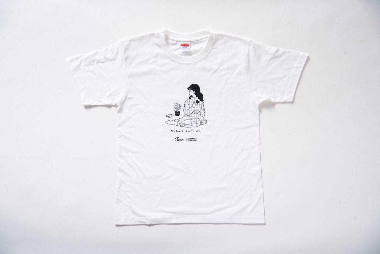 #reboot Tシャツ サンレモ