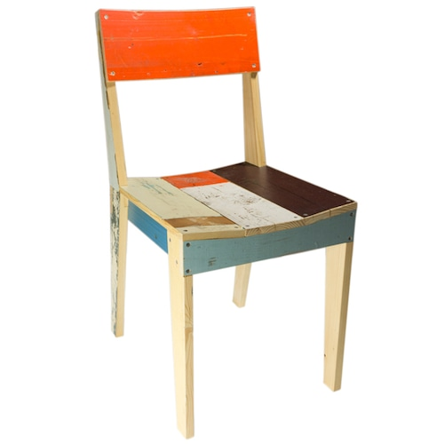 PIET HEIN EEK(ピート ヘイン イーク) Scrapwood Chair スクラップウッドチェア