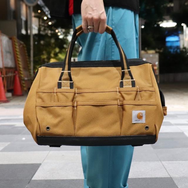 【Carhartt】Legacy Tool Bag  14inch カーハート ツールバック ブラウン アメリカ企画 新品 A731