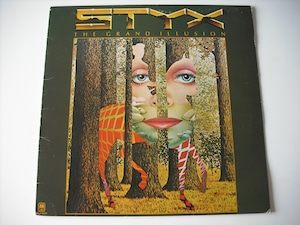 【LP】STYX / GRAND ILLUSION