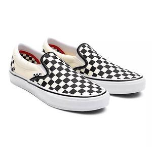 vans / SKATE SLIP-ON / (CHECKERBOARD) BLACK/OFF.WHITE / スケートスリッポン / 8.5inch / 26.5cm