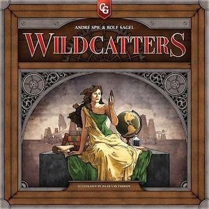 【10月18日以降発送】Wildcatters / ワイルドキャッターズ