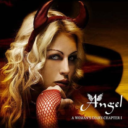 """ANGEL """"A Woman's Diary - Chapter 1"""" (輸入盤)"""