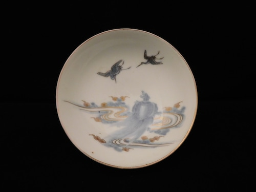 湖東焼大盃(1客) Koto porcelain sake one cup
