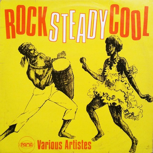 【USED/LP】V.A. - Rock Steady Cool