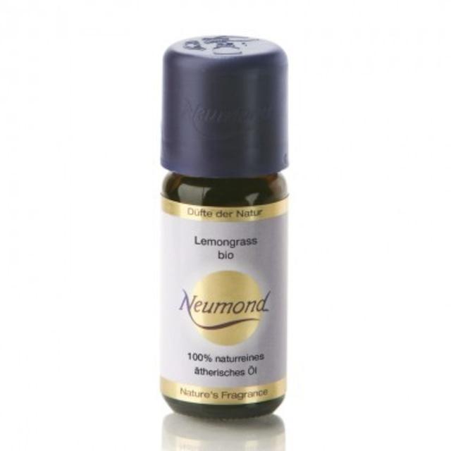 レモングラスbio  ノイモンド/ Neumond(オーガニックアロマオイ)