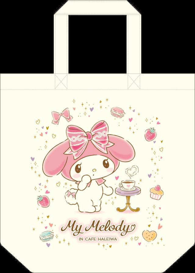 My Melody トートバッグ(メロディ)