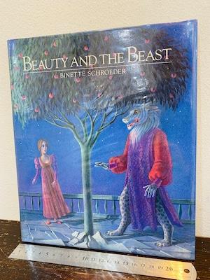 洋書絵本 80's  BEAUTY AND THE BEAST