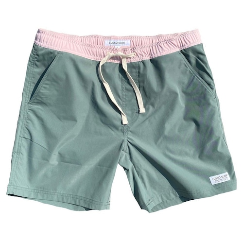 Bicolor Shorts