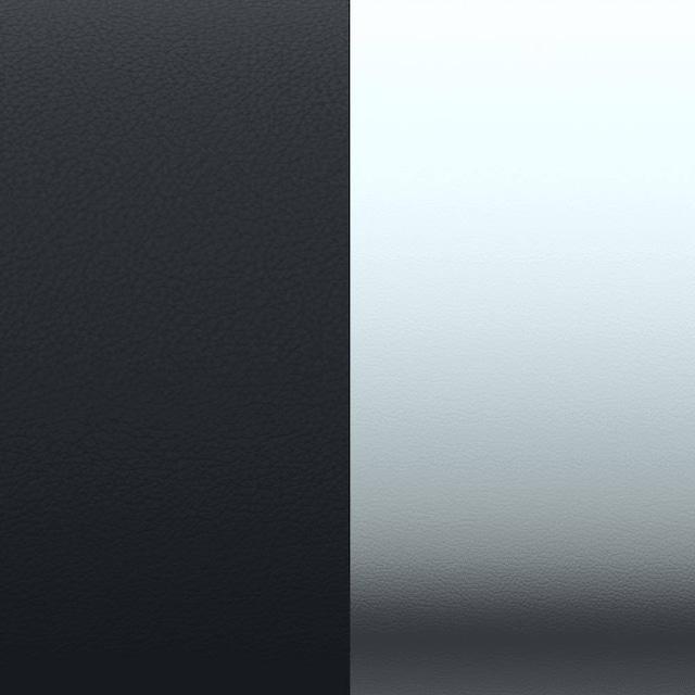 【レジョルジェット】40mmレザー 2021AW マットネイビーブルー/ルテニウム