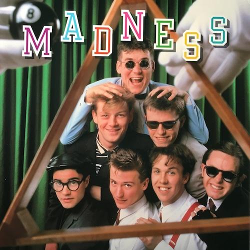 【LP・米盤】Madness  /  Madness