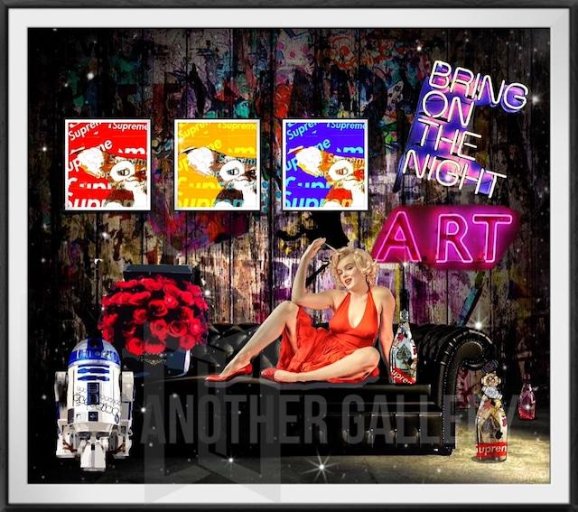 BRING ON THE NIGHT~ART
