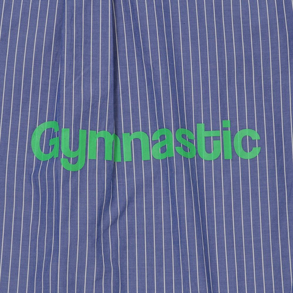 Stripe shirts / Blue - 画像4