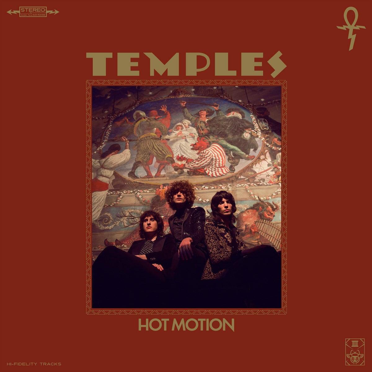 Temples / Hot Motion(Ltd LP)