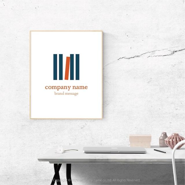 Brand Logo Mark :038