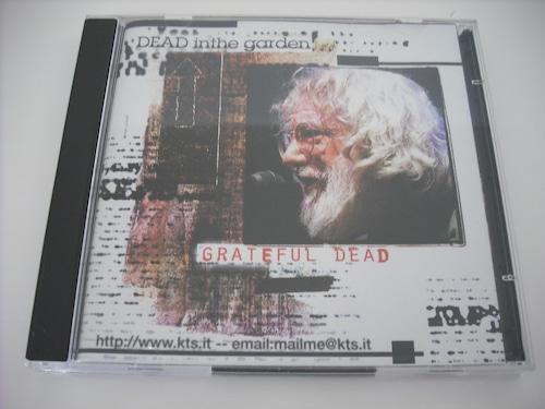 【2CD】GRATEFUL DEAD / DEAD IN THE GARDEN