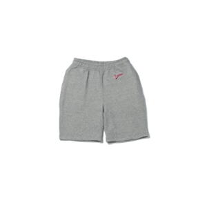Logo Sweat Short Pants - Gray