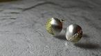 月のうらがわピアス moon earrings