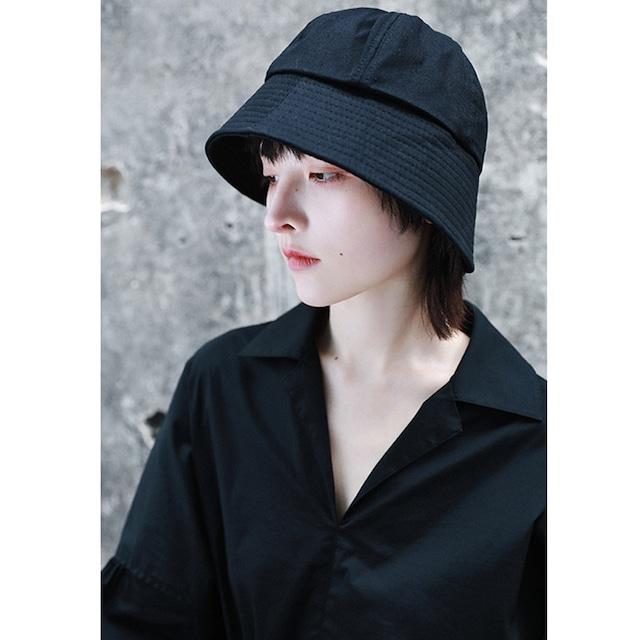 【大青龍肆シリーズ】★帽子★ レディース 小物 シンプル デート 撮影 ブラック 黒い 合わせやすい