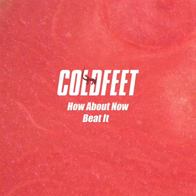 [新品7inch]  Coldfeet - How About Now (RSD2020)