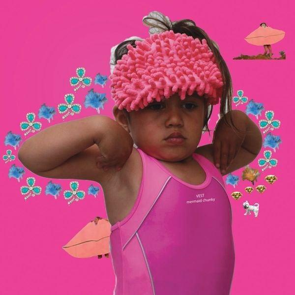 Mermaid Chunky - VEST (LP)