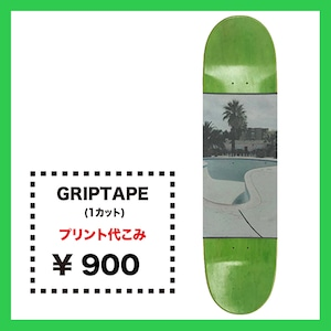 Jessup GRIPTAPE(1カット) デッキテープ