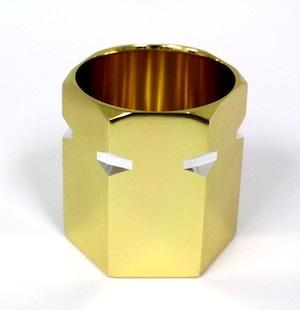 人肌 ─輝─(酒器)ゴールド
