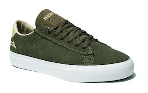 Theories x Lakai Newport Suede Olive Shoes US9 ラカイ セオリーズ