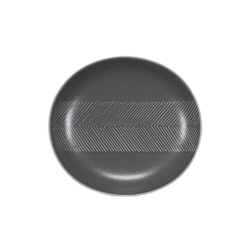 BIRDS' WORDS(バーズワーズ) Tabletop Plate 16cm ash gray