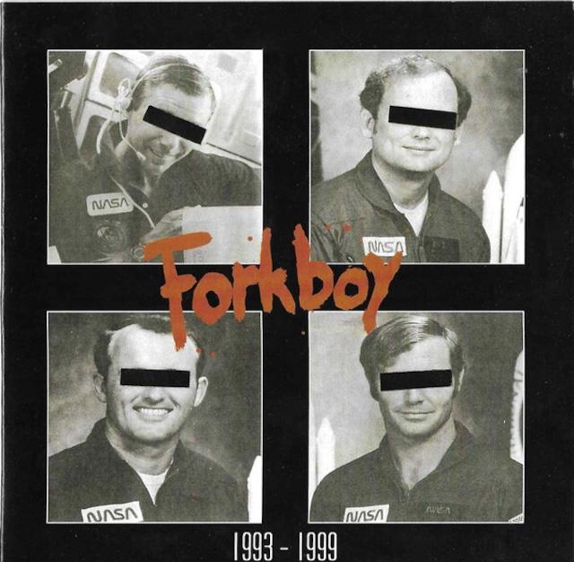 Forkboy – 1993 - 1999(CD)