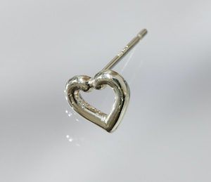 CHAIN earring S 片耳 SILVER925 #LJ20044P