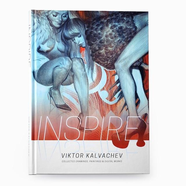 アートブック「Inspire」イラストレーターViktor Kalvachev(英語版)
