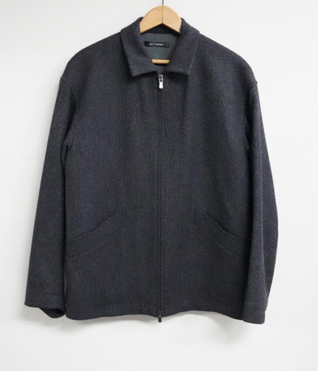 tilt The authentics / Lamb Wool Drizzier(Grayish Navy)