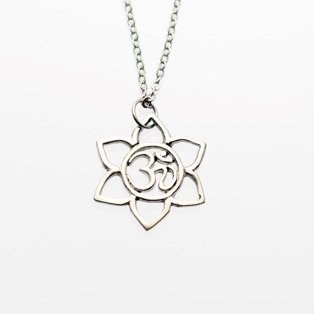 ネックレス ロータス07 Necklace Lotus07