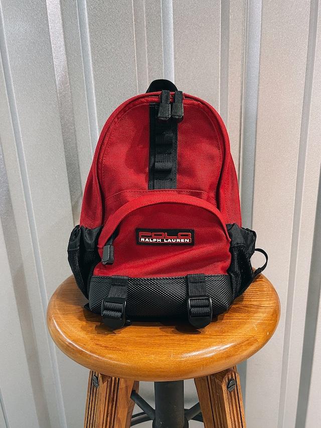 (KD261) POLO RALPH LAUREN backpack mini