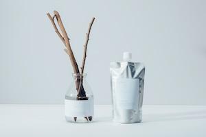 リードディフューザーセット(広葉樹の枝) Odai products 株式会社サカキL&Eワイズ、宮川森林組合