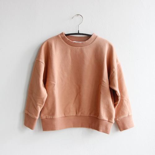 《MINGO. 2021AW》Sweater / Chocolate Milk