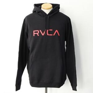 【RVCA】BIG RVCA PULL (BLACK)