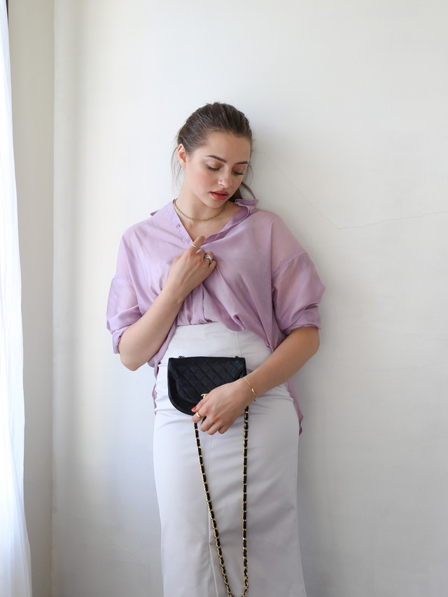 pencil skirt(mist)